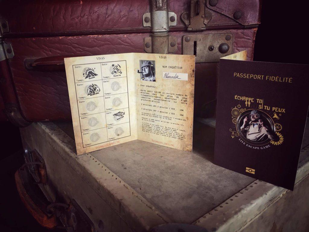 Passeport Fidélité